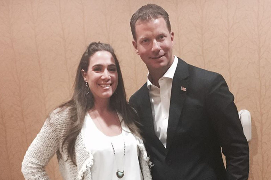 Holly with the world's #1 wealth coach JT Foxx