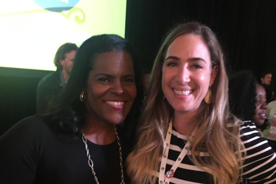 Holly and Lynette Khalfani-Cox, the Money Coach